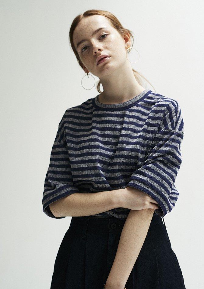 TF Tシャツ(ジャガードパイル)【画像11】