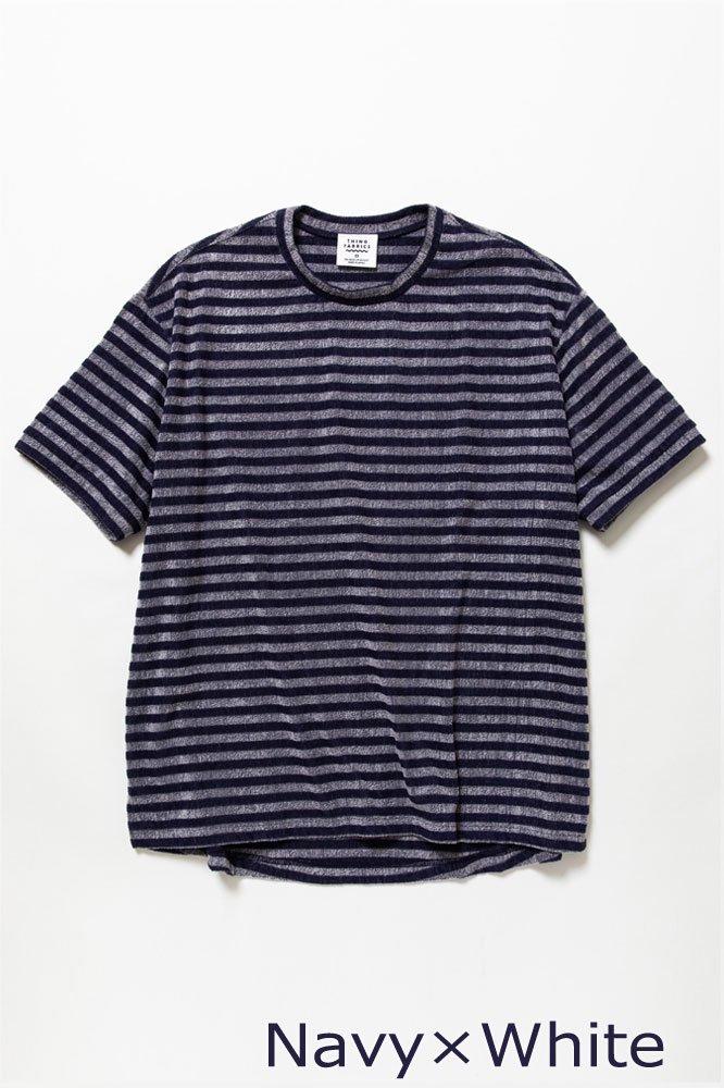 TF Tシャツ(ジャガードパイル)【画像3】