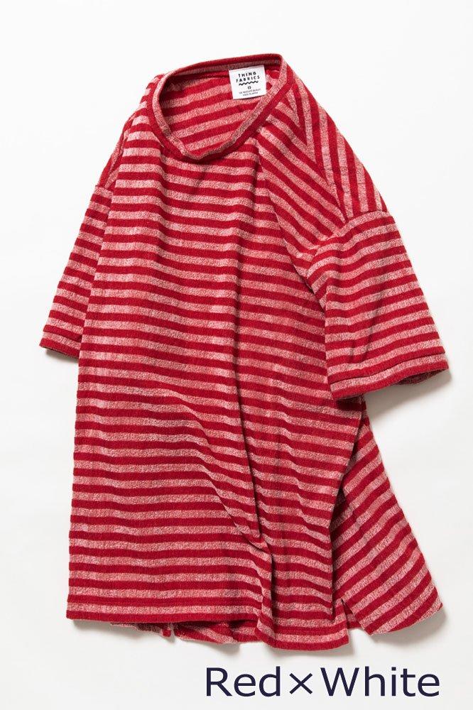 TF Tシャツ(ジャガードパイル)【画像4】