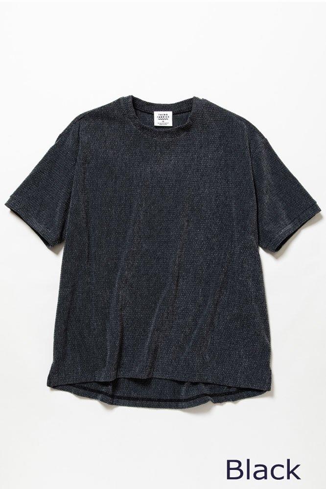 TF Tシャツ(ジャガードパイル)【画像5】