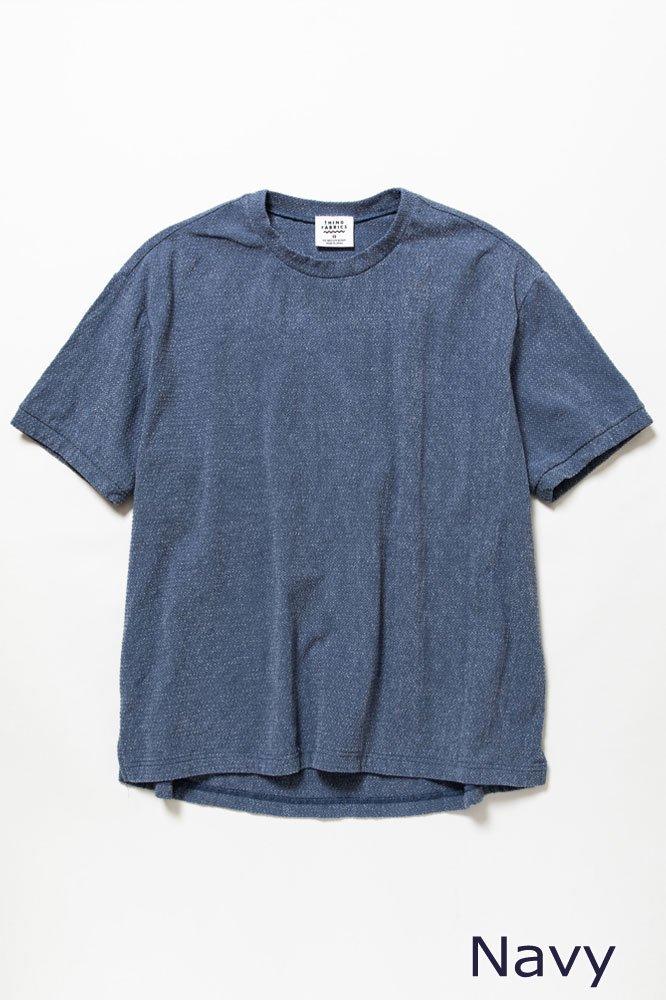TF Tシャツ(ジャガードパイル)【画像6】