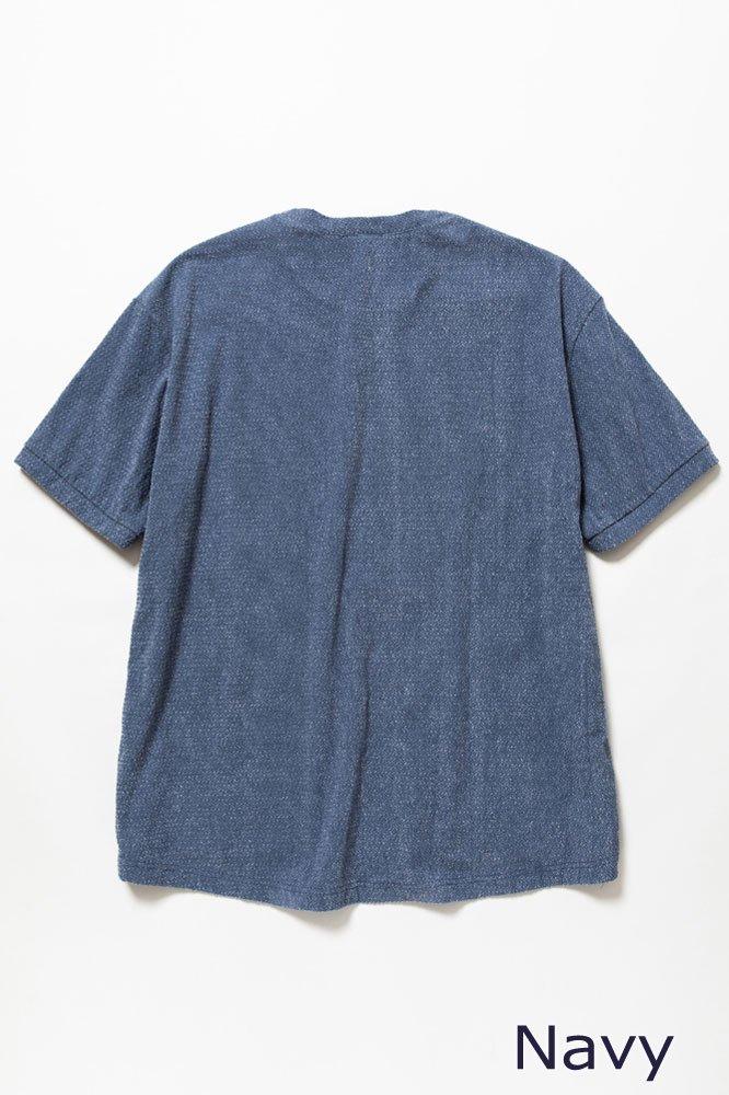 TF Tシャツ(ジャガードパイル)【画像7】