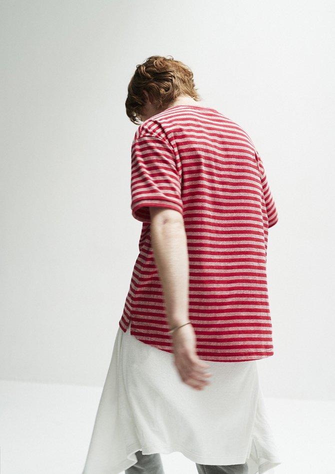 TF Tシャツ(ジャガードパイル)【画像9】