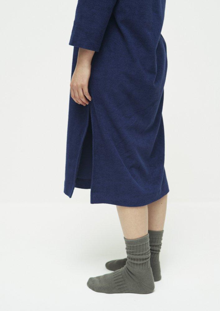 バルキードレス オーガニック パイルカットソー【画像5】