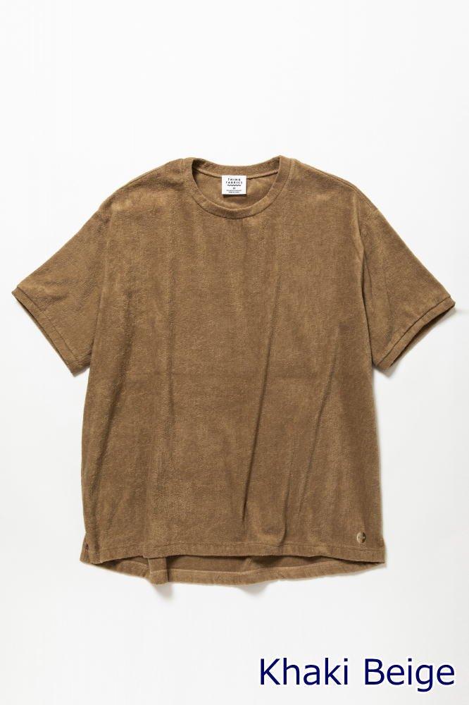 TF Tシャツ ショートパイル【画像6】