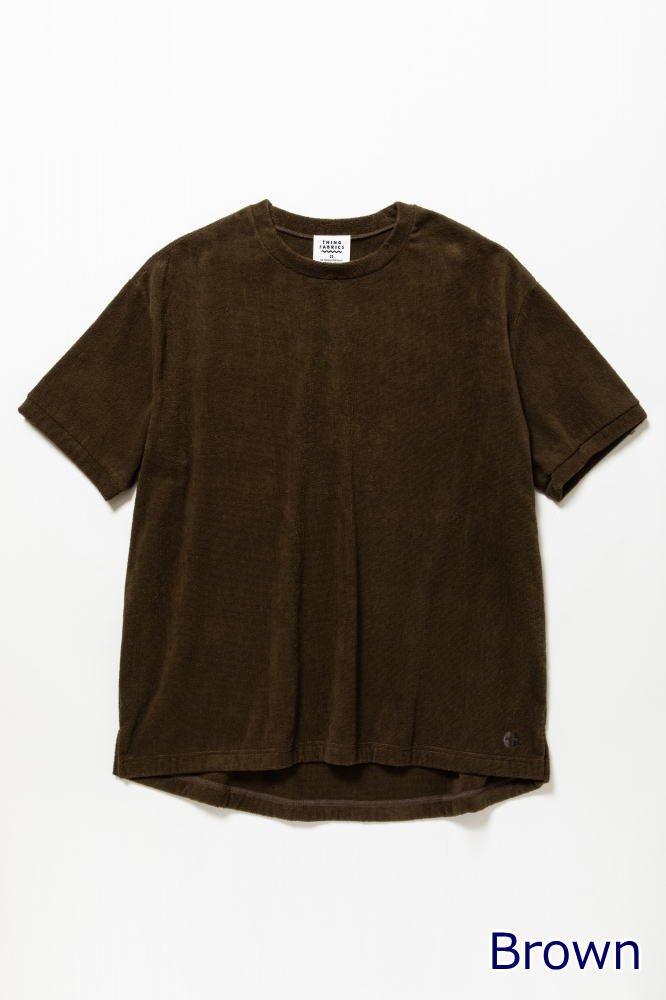 TF Tシャツ ショートパイル【画像9】