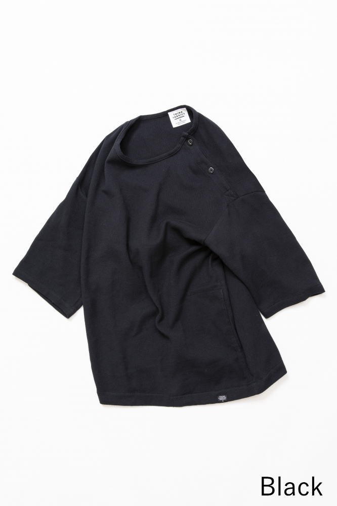 TF プルオーバーシャツ バスケット柄タオルクロス【画像3】