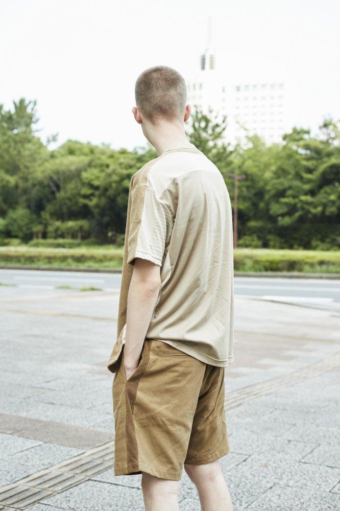 TF ショートパンツ ブロード織り風タオルクロス【画像7】