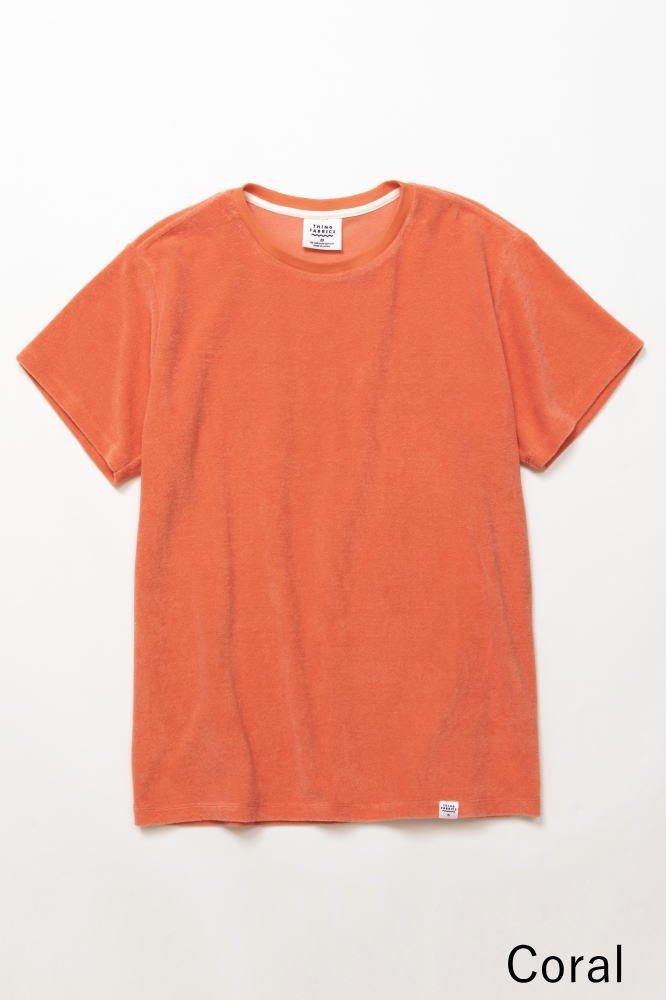 TF クルーネック Tシャツ  カットソー素材