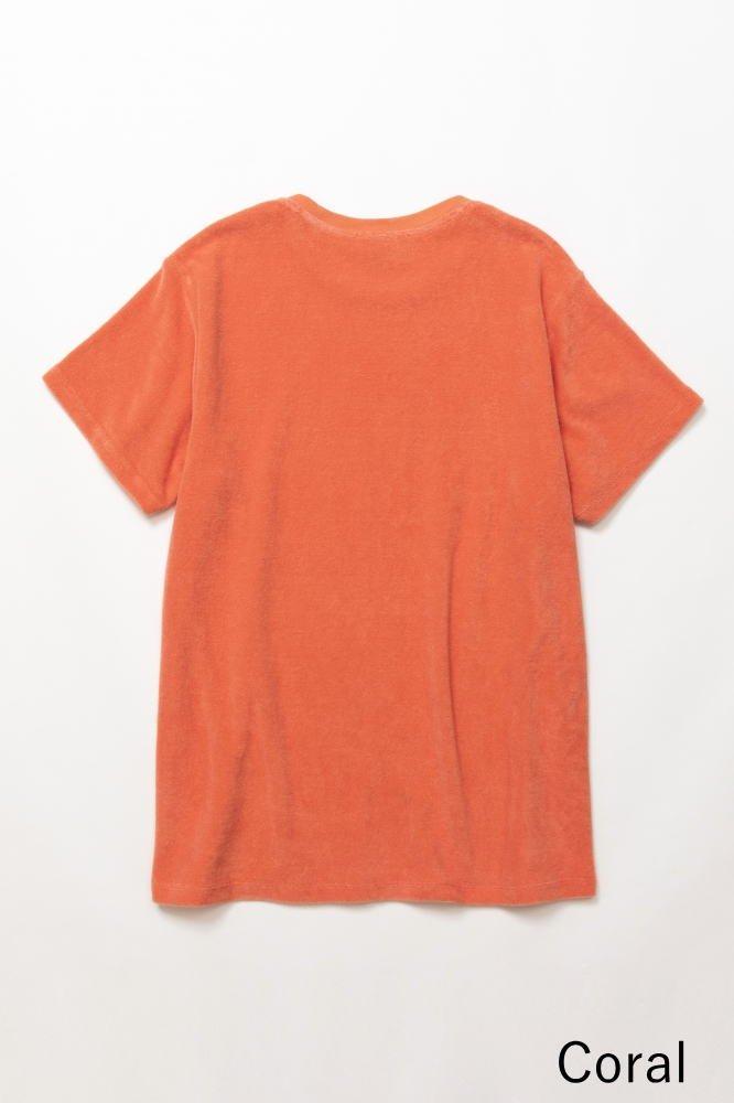 TF クルーネック Tシャツ  カットソー素材【画像2】