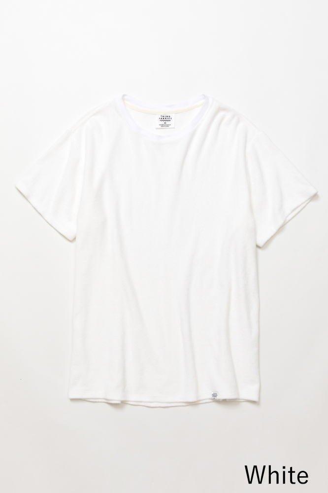 TF クルーネック Tシャツ  カットソー素材【画像6】