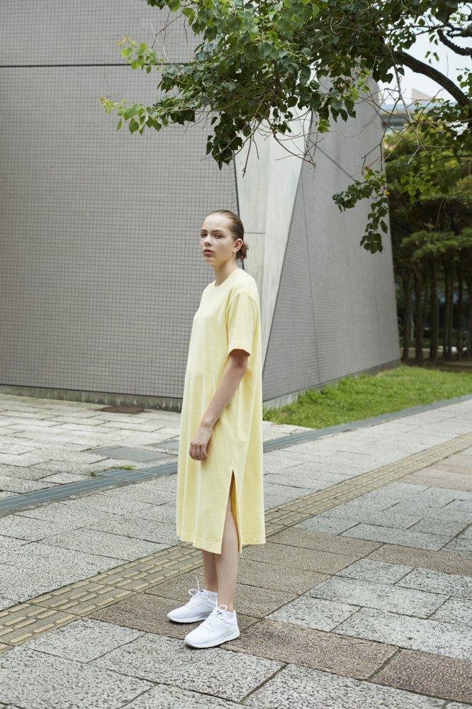 TF ロングTシャツ カットソー生地【画像7】