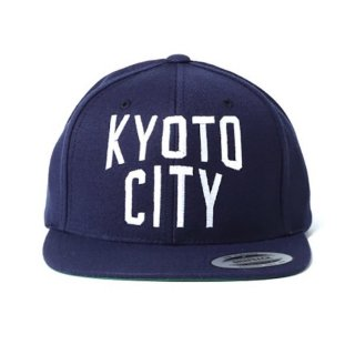 KYOTO CITY BASEBALL CAP