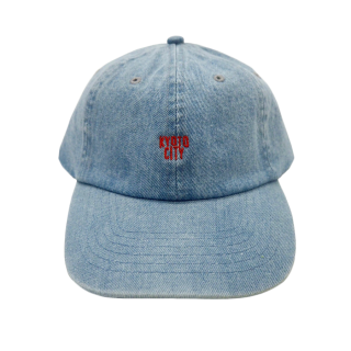 KYOTO CITY DENIM CAP