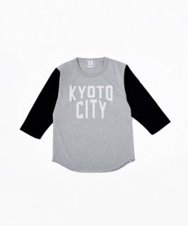 KYOTO CITY BASEBALL T-SHIRTS