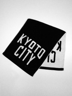 KYOTO CITY FACE TOWEL