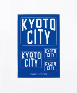 KYOTO CITY STICKER