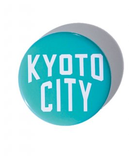 KYOTO CITY CAN BADGE
