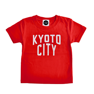KYOTO CITY KIDS T-SHIRTS