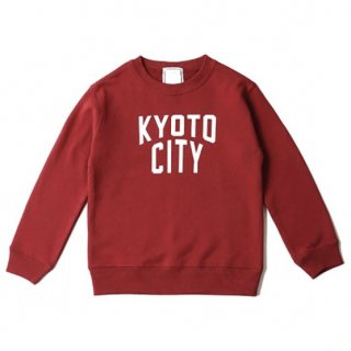 KYOTO CITY KIDS SWEAT