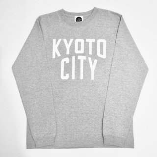 <img class='new_mark_img1' src='//img.shop-pro.jp/img/new/icons25.gif' style='border:none;display:inline;margin:0px;padding:0px;width:auto;' />KYOTO CITY LONG SLEEVE T-SHIRTS