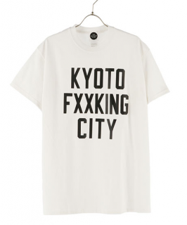 <img class='new_mark_img1' src='//img.shop-pro.jp/img/new/icons1.gif' style='border:none;display:inline;margin:0px;padding:0px;width:auto;' />KYOTO FXXKING CITY T-SHIRTS