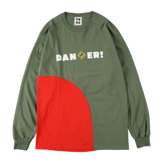 DANGER! SWITCH L/S T-SHIRT