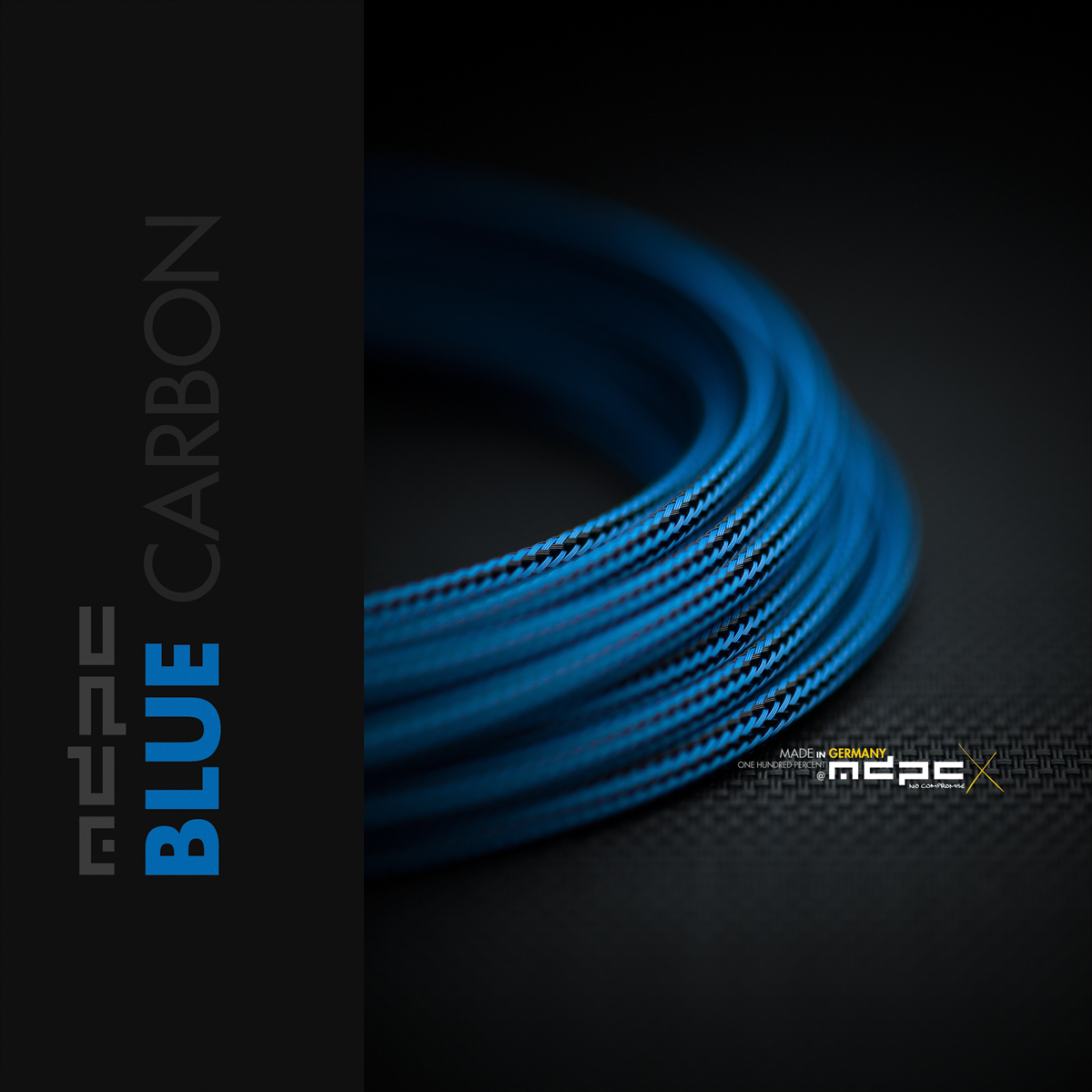 MDPC-X Small Sleeve Blue-Carbon