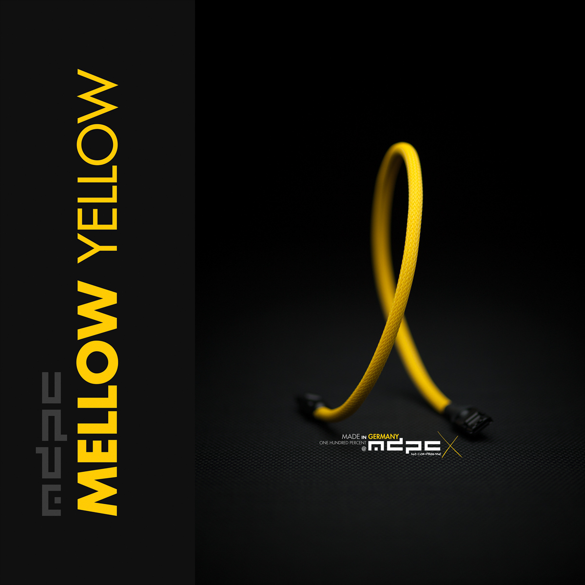 MDPC-X SATA Sleeve Mellow-Yellow