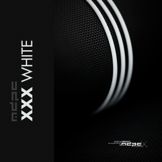 MDPC-X XXX-White Cable Sleeve XTC<img class='new_mark_img2' src='https://img.shop-pro.jp/img/new/icons15.gif' style='border:none;display:inline;margin:0px;padding:0px;width:auto;' />
