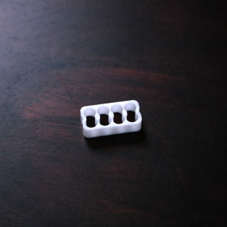White S-J Cable Combs 8pin