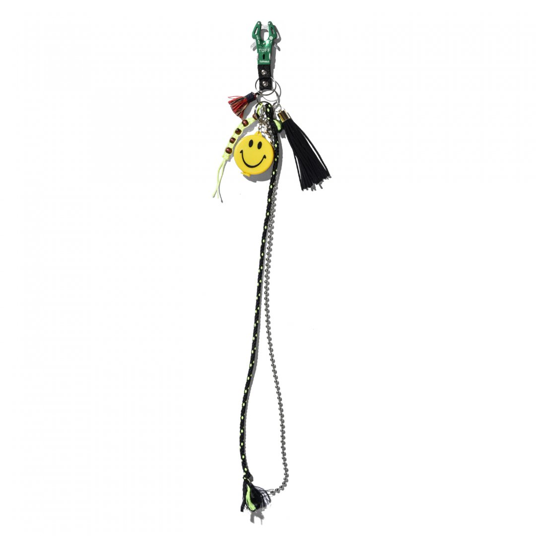SMILE MAJOR SCALE KEY CHAIN