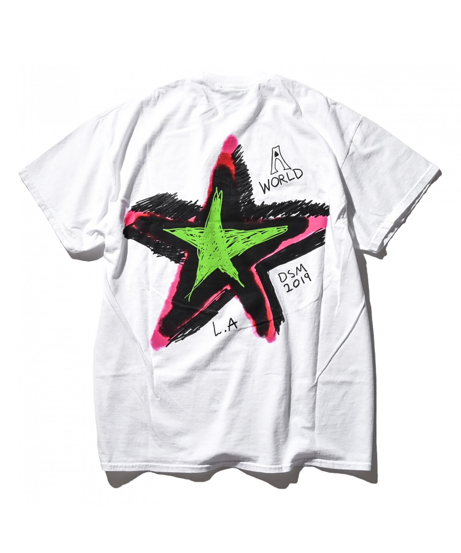 Travis Scott & DSM ASTROWORLD STAR TEE
