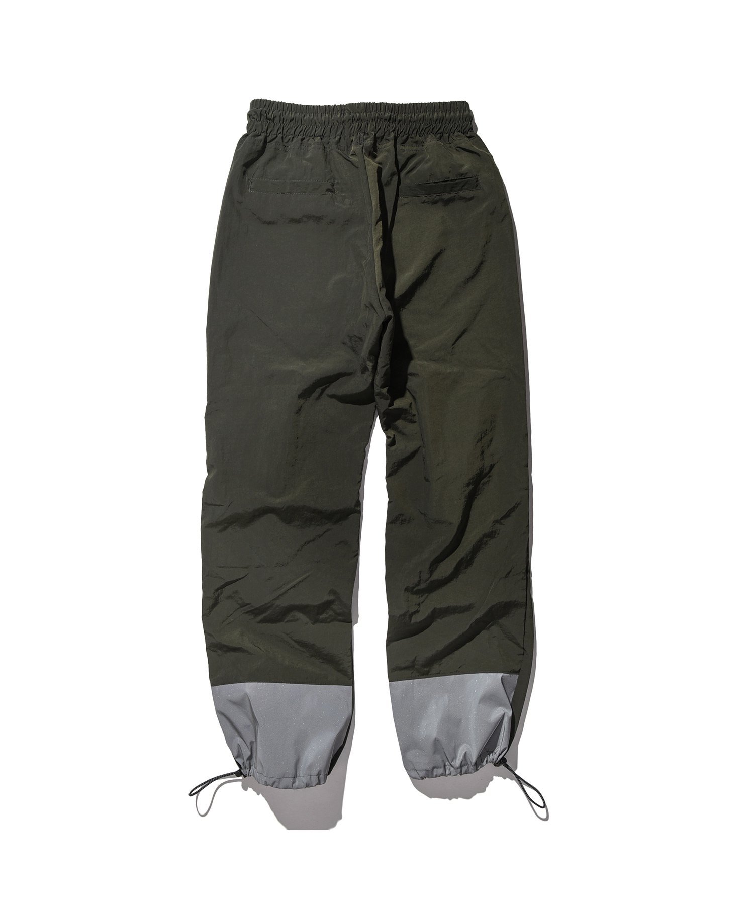 REFLECT CODE NYLON TROUSERS