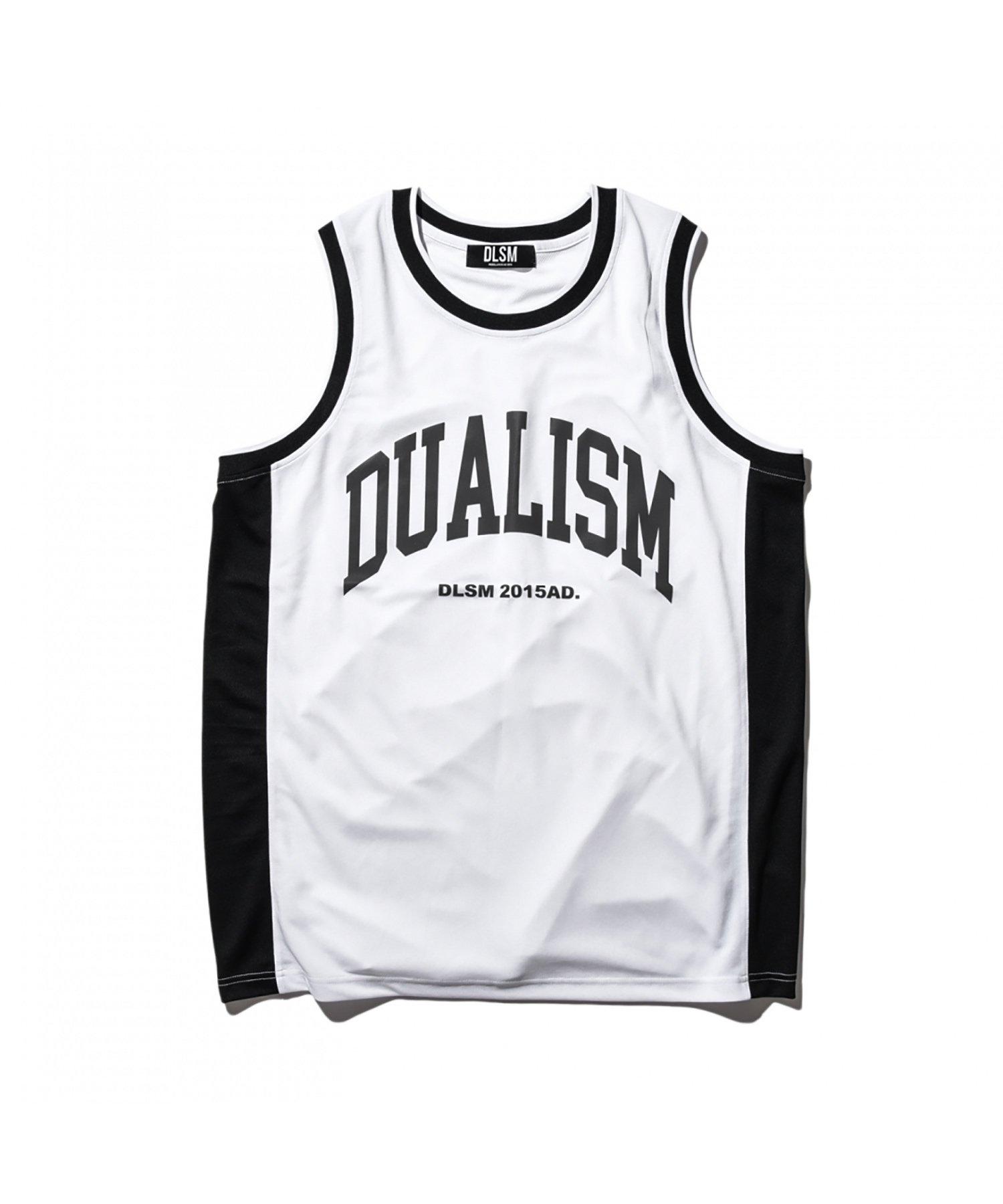 TEAM DUALISM REFLECT ARCH LOGO BASKETBALL TANK