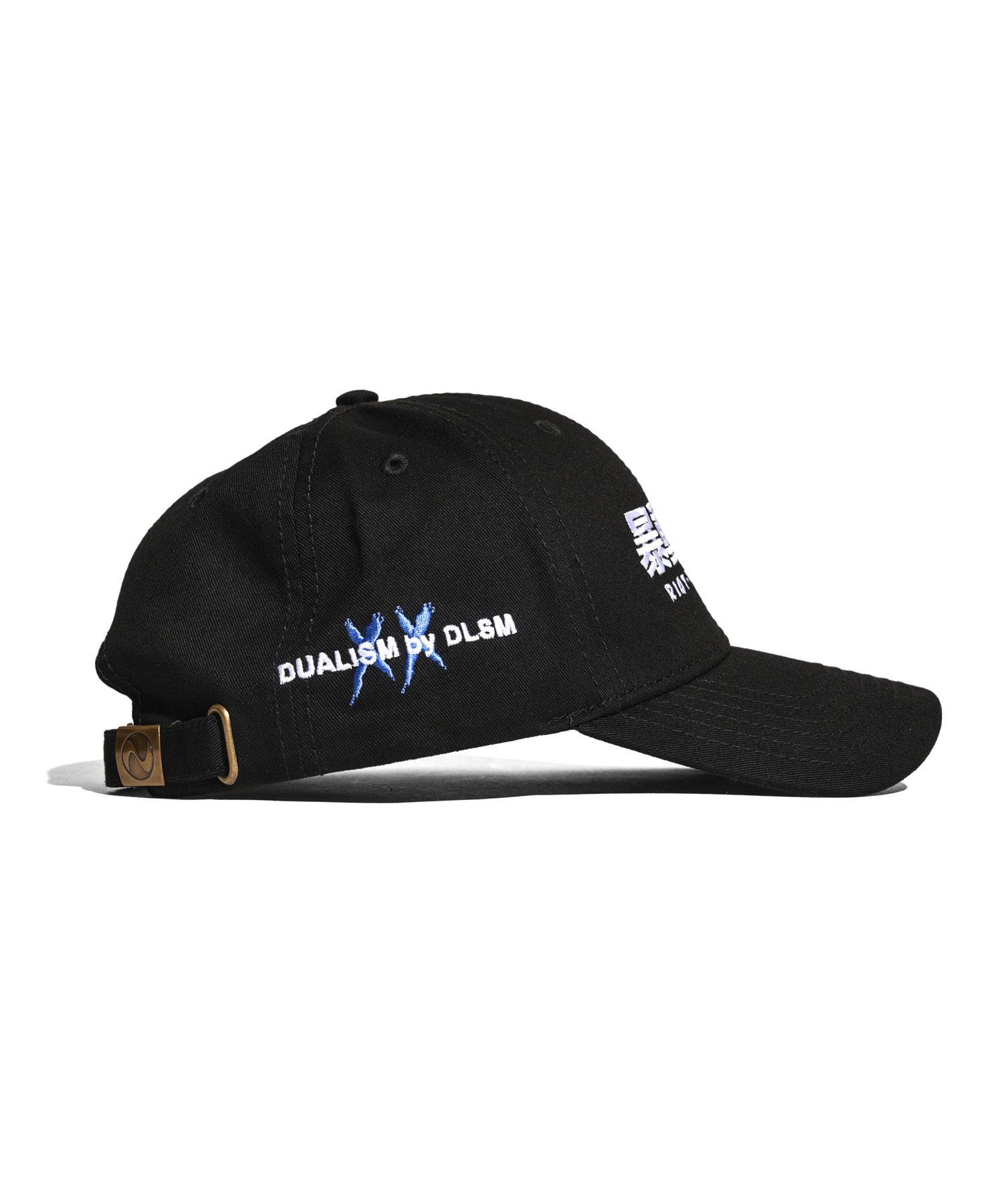DLSM 暴動天国 CAP<ステッカー付き>