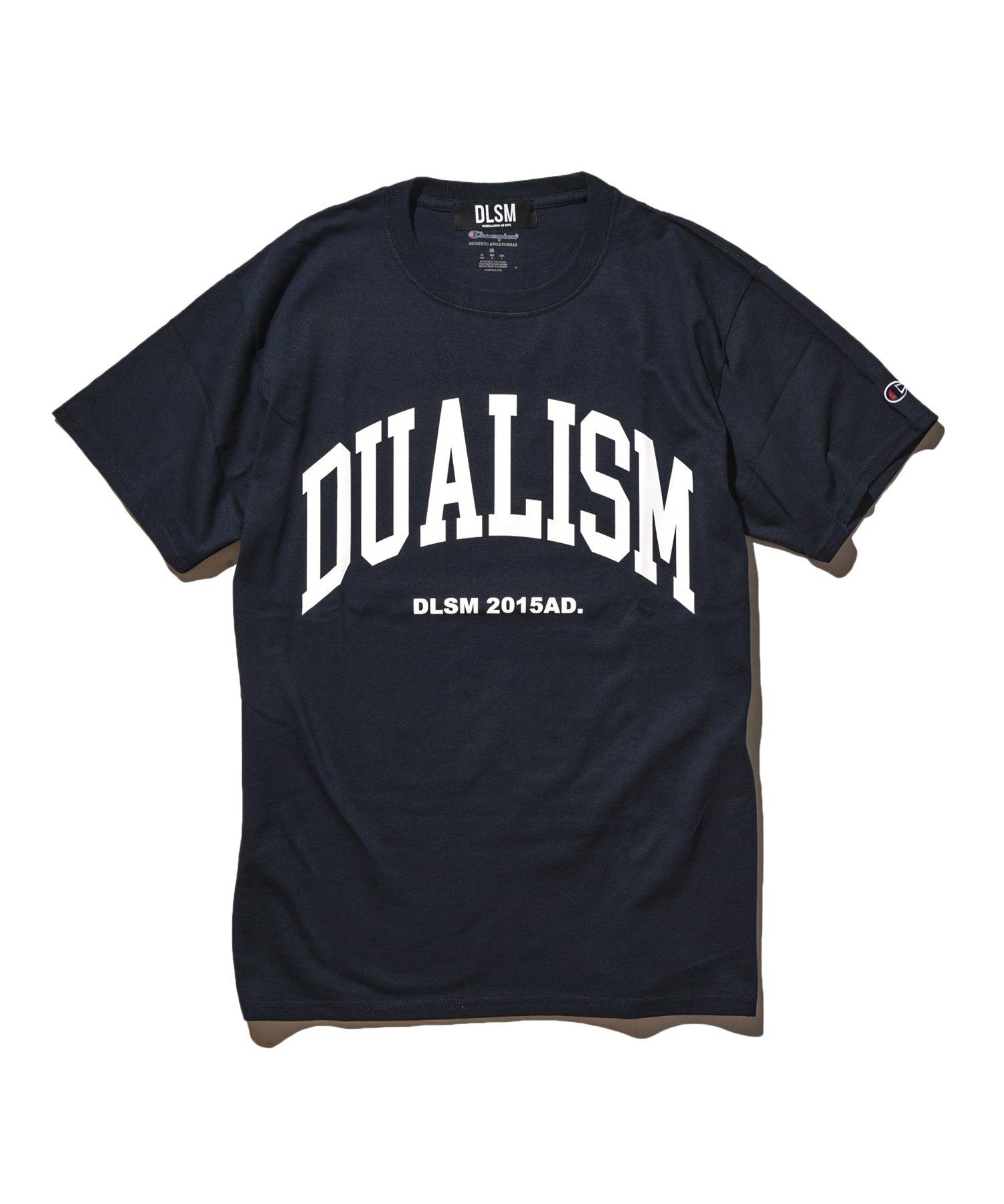 DUALISM UV ARCH LOGO TEE