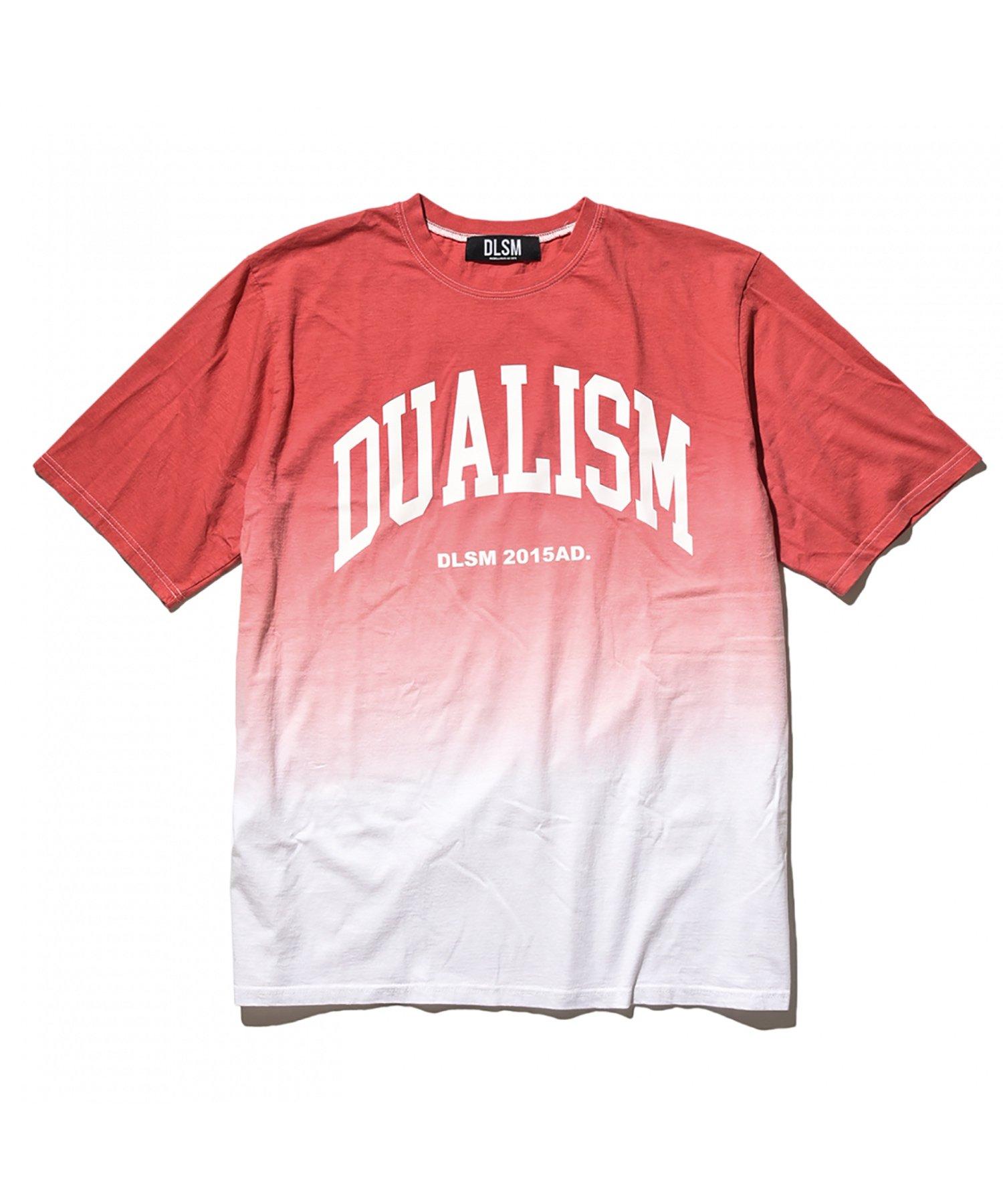 DUALISM UV ARCH LOGO GRADATION TEE