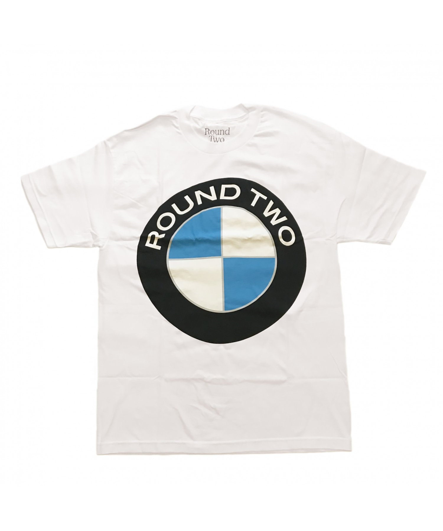 Round Two EMBLEM TEE