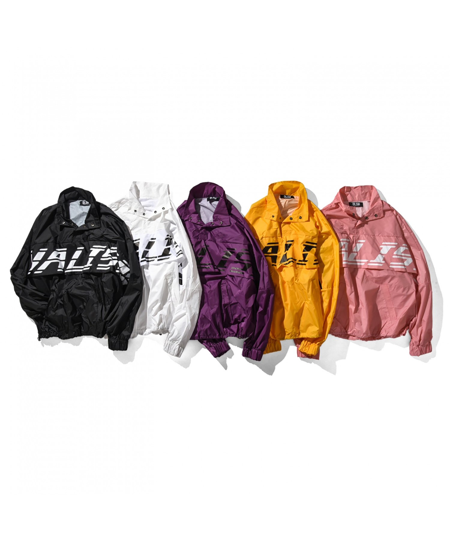 DLSM RAIN MAKER NYLON JACKET
