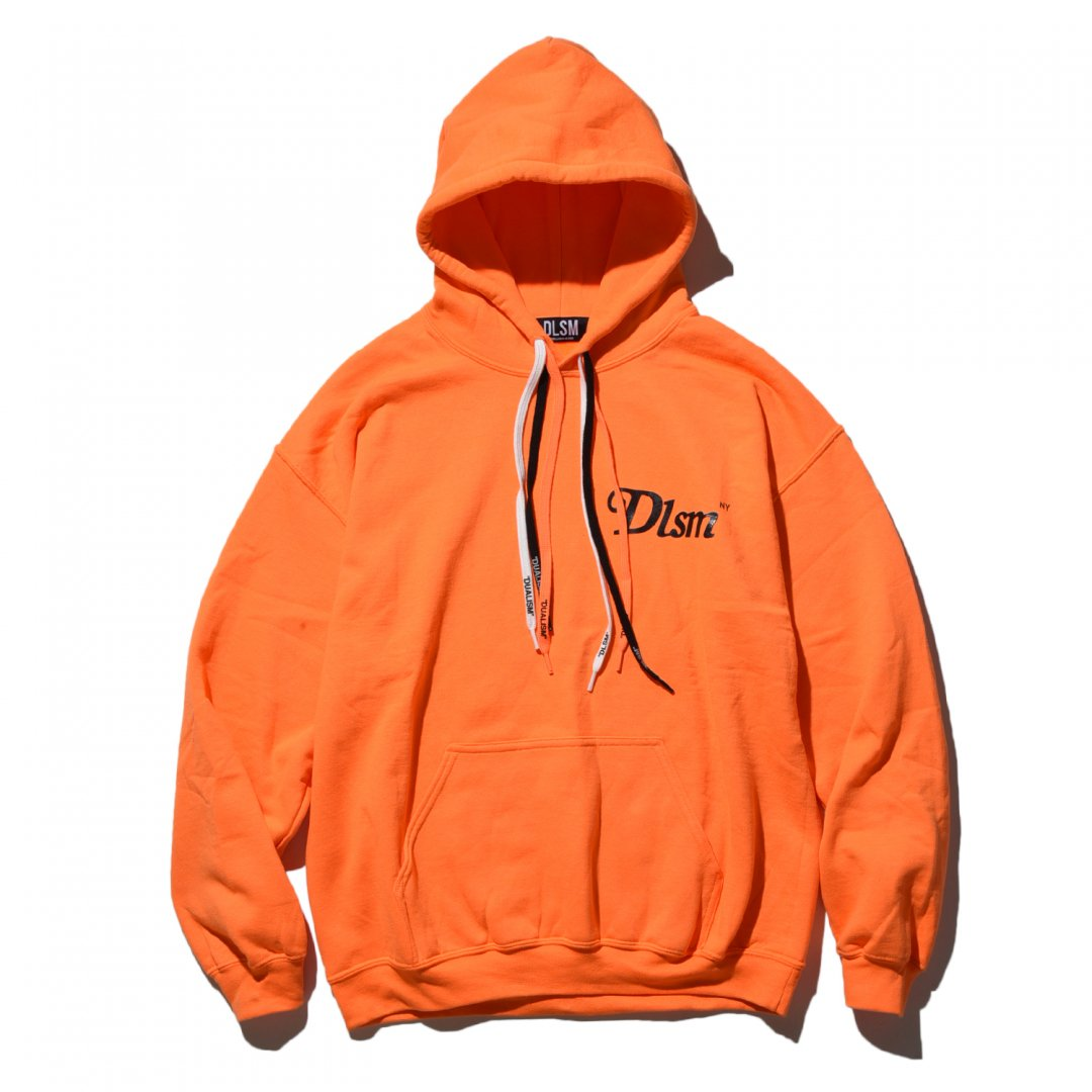 DLSM NY LOGO COLOR LACE HOODIE