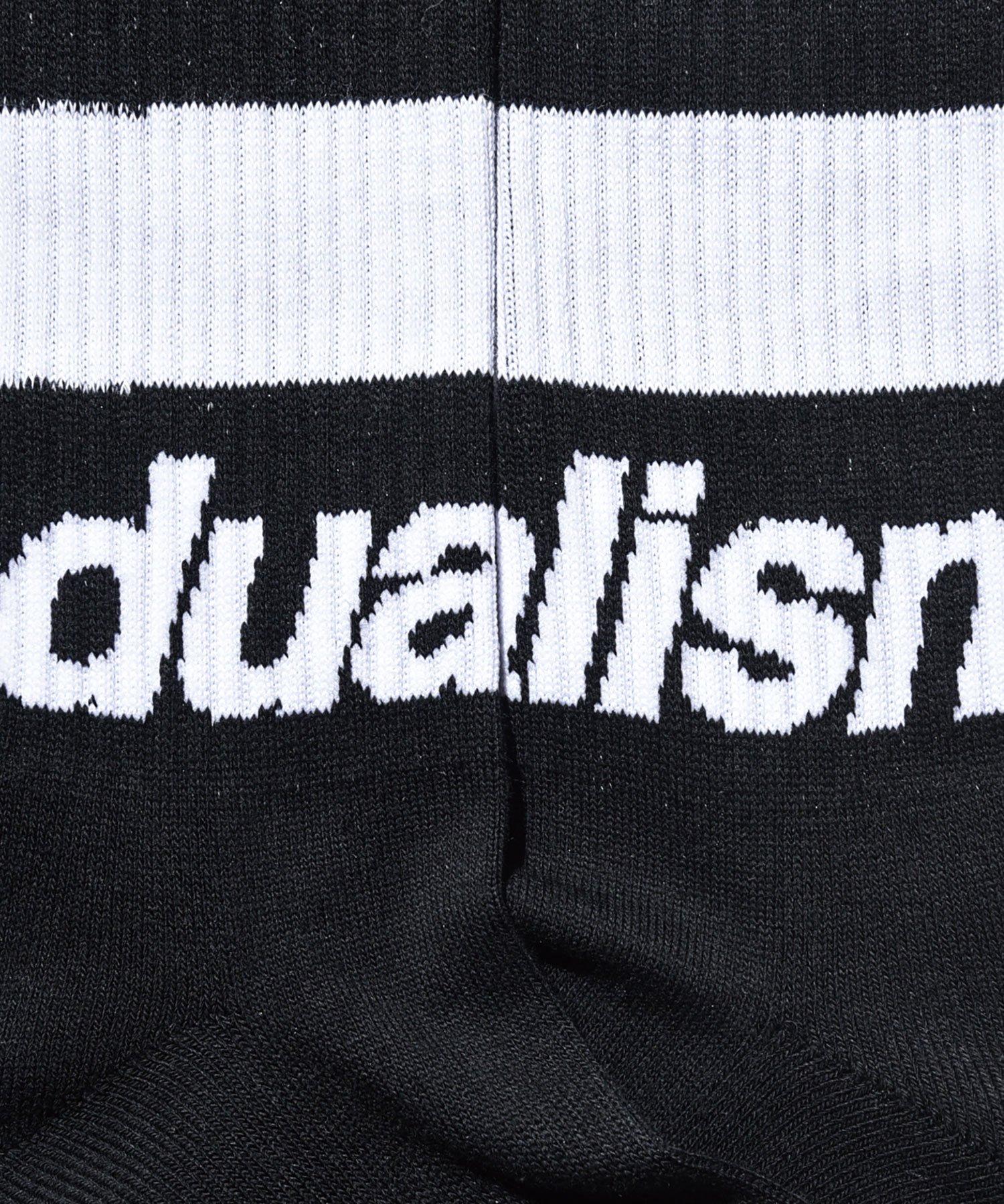 dualism LINE SOCKS