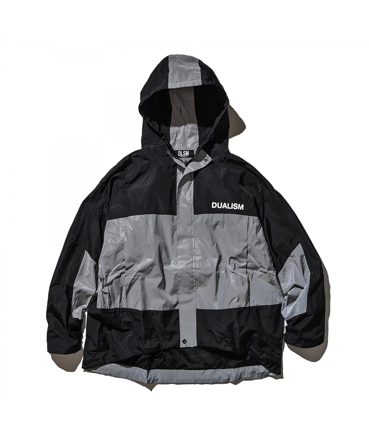 DUALISM REFLECT MOUNTAIN PARKA (SILVER)