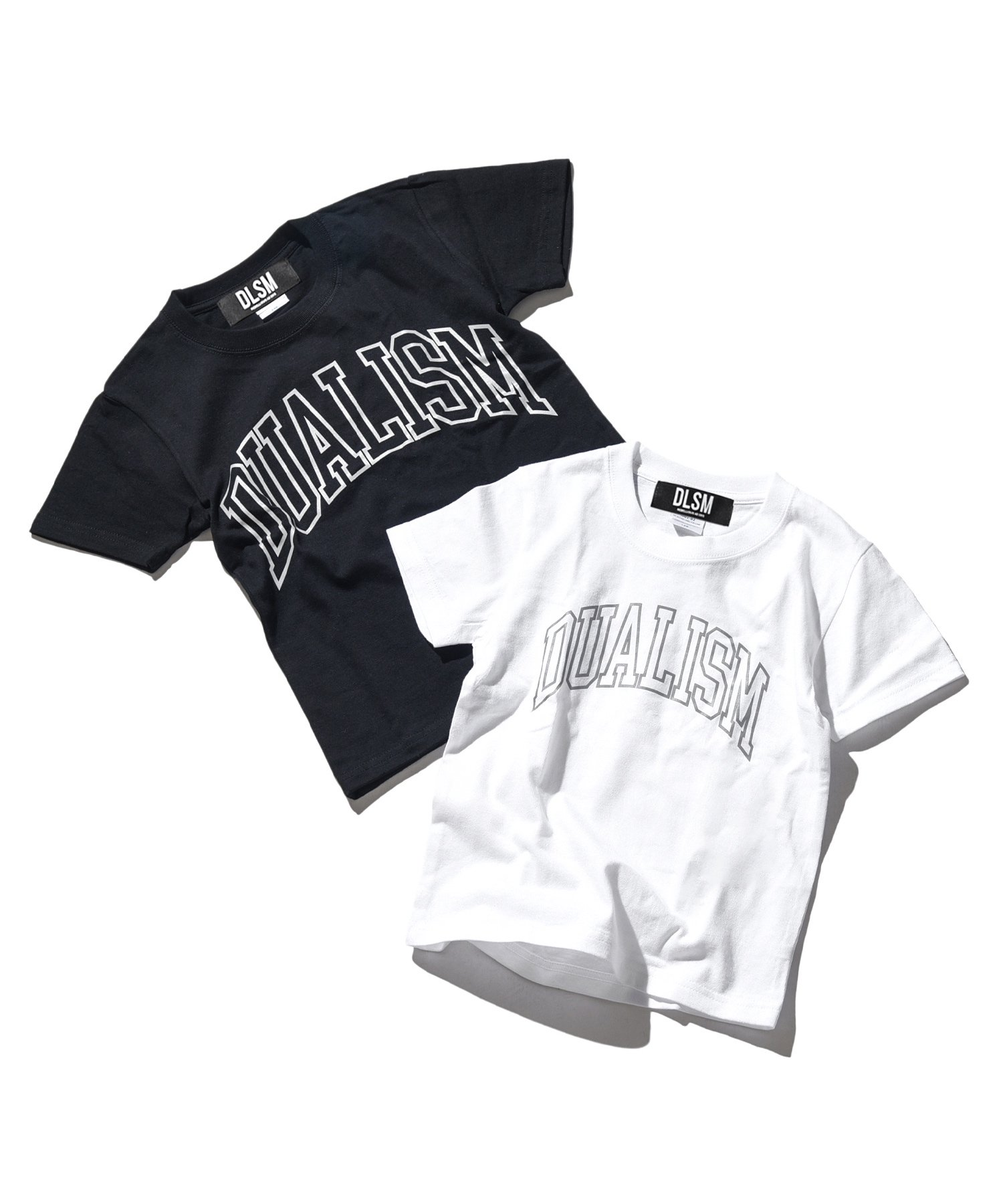 《KIDS SIZE》DUALISM OUTLINE ARCH LOGO TEE
