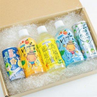 ゆめりあ特選ジュース5本セット (A)