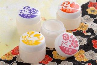 舞妓さんの花香水シリーズ - 優しい香りの練り香水 8g