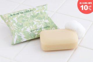 よもぎ石鹸 マミーサンゴ ソープA - 1箱12個入り(まとめ買い割引10%off) 95g×12個入り