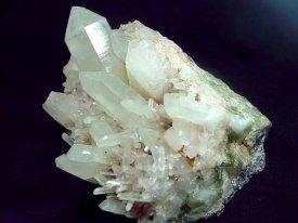 水晶(メッシーナ鉱山産)