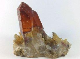 赤水晶:Red Quartz(オレンジリバー)