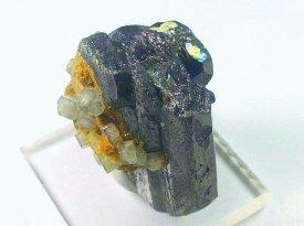 アパタイト、鉄マンガン重石(パナスケイラ産)